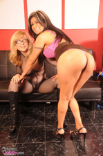 LESBIAN MEXIMILF GABBY QUINTEROS HOOKS UP WITH NINA HARTLEY from Gabby Quinteros